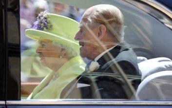 Τέλος η οδήγηση για τον πρίγκιπα Φίλιππο