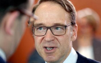 Επικεφαλής Bundesbank: Η ευρωζώνη δεν είναι ακόμη θωρακισμένη απέναντι στις κρίσεις