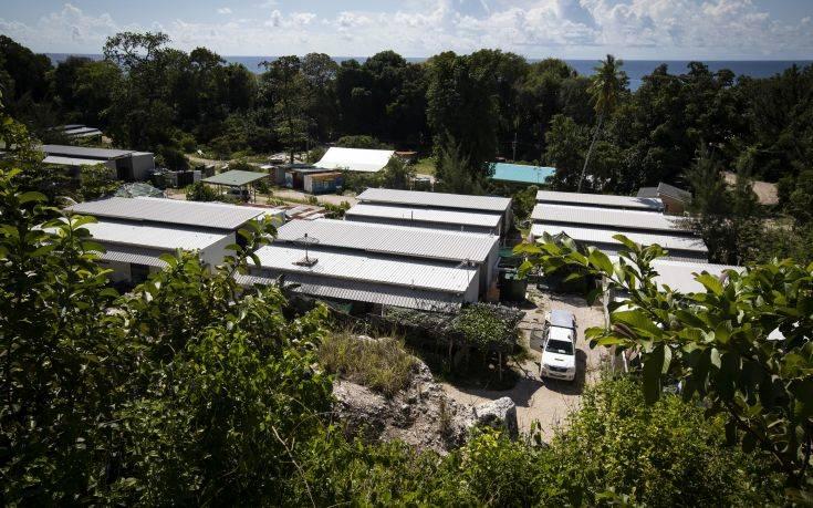 Εμποδίζεται με νόμο η μεταφορά μεταναστών από το Ναούρου στην Αυστραλία