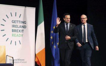 Οι Ιρλανδοί καλούνται να μη μαζεύουν απόθεμα φαρμάκων ενόψει Brexit