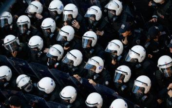 Η τουρκική αστυνομία εμπόδισε φιλοκουρδική διαδήλωση στην Κωνσταντινούπολη