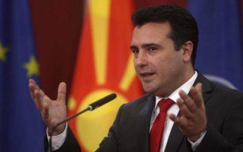 Ο Ζάεφ καλεί την αντιπολίτευση να μην «υπονομεύει τη Συμφωνία των Πρεσπών»