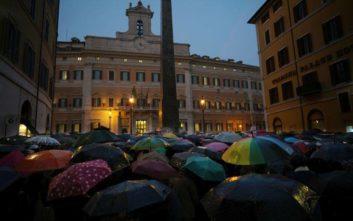 Συγκεντρώσεις υπέρ των προσφύγων και κατά του ρατσισμού σε 300 πόλεις της Ιταλίας