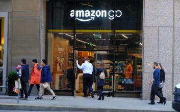 Το σουπερμάρκετ της Amazon χωρίς… ταμίες