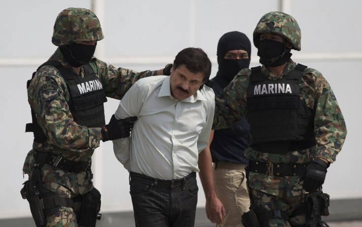 Ένοχος και στις 10 κατηγορίες ο περιβόητος βαρώνος των ναρκωτικών, Ελ Τσάπο