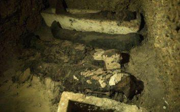 Μούμιες άνω των 2000 ετών βρέθηκαν στην Αίγυπτο