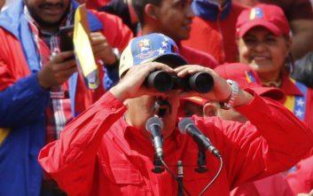 Εκπνέει το ευρωπαϊκό τελεσίγραφο στον Μαδούρο για προεδρικές εκλογές