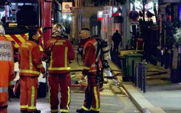 Πολύνεκρη πυρκαγιά στο Παρίσι, από τα παράθυρα καλούσαν σε βοήθεια οι ένοικοι