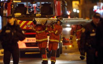 Πυρκαγιά σε πολυώροφη πολυκατοικία στο Παρίσι