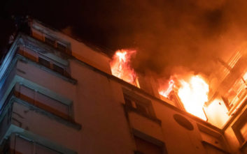 Πολύνεκρη φωτιά σε ξενοδοχείο στο Νέο Δελχί