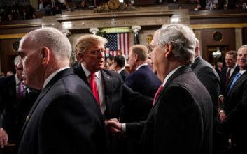 Το νομοσχέδιο της αμερικανικής γερουσίας που αντιτίθεται στην πολιτική Τραμπ για τη Μέση Ανατολή
