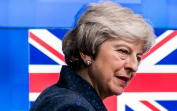 Το μήνυμα της Τερέζα Μέι στους βουλευτές για το «κρίσιμο στάδιο» στο Brexit