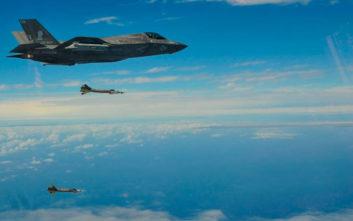 Ανεβαίνει η ένταση μεταξύ Κίνας και ΗΠΑ με φόντο τη Νότια Σινική Θάλασσα