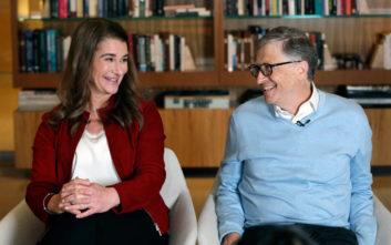 Γιατί ο Μπιλ και η Μελίντα Γκέιτς θα αφήσουν «ψίχουλα» στα παιδιά τους