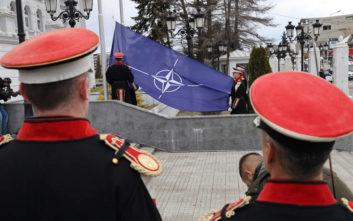 ΗΠΑ: Υπερψηφίστηκε το πρωτόκολλο ένταξης της ΠΓΔΜ στο ΝΑΤΟ