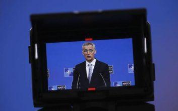 Στόλτενμπεργκ: Να διατηρηθεί ο διάλογος Ρωσίας-ΗΠΑ για τα πυρηνικά