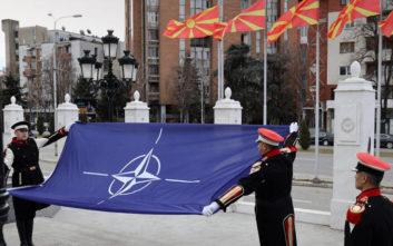 Η Κροατία επικύρωσε το πρωτόκολλο προσχώρησης των Σκοπίων στο ΝΑΤΟ