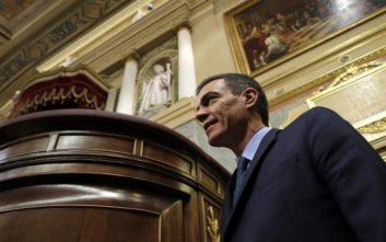 Ισπανία: Ο Πέδρο Σάντσεθ ξεκινά την κούρσα για την εξασφάλιση ψήφου εμπιστοσύνης