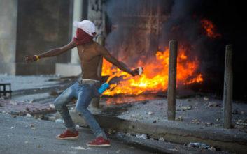 Έβδομος νεκρός στις διαδηλώσεις στην Αϊτή, πεδίο μάχης οι δρόμοι στην πρωτεύουσα