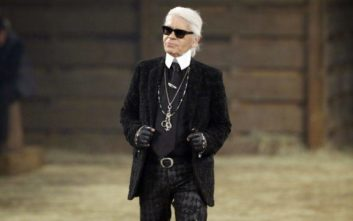 Ο κόσμος της μόδας αποχαιρετά τον Καρλ Λάγκερφελντ
