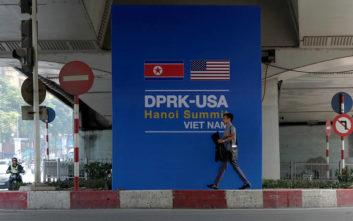 Το Βιετνάμ ετοιμάζεται για τη συνάντηση Τραμπ-Κιμ Γιονγκ Ουν και τα μπαρ το ίδιο