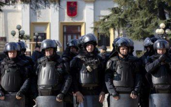 Αναβρασμός στην Αλβανία με νέα διαδήλωση κατά του Έντι Ράμα