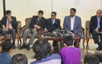 Ψεύτικο όπλο κρατούσε ο επίδοξος αεροπειρατής στο Μπανγκλαντές