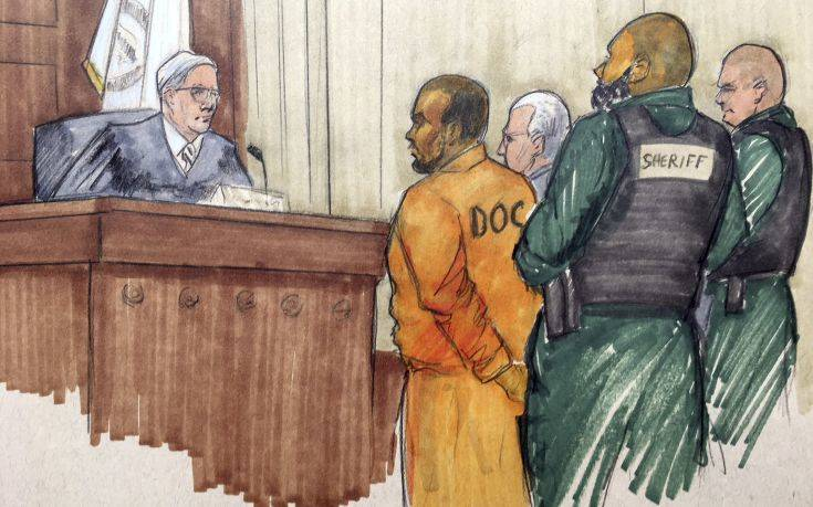 Αθώος δηλώνει ο R. Kelly