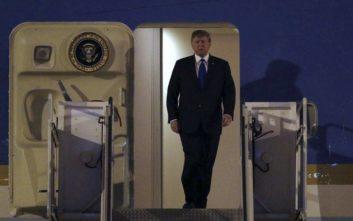 Έφτασαν στο Βιετνάμ Τραμπ και Κιμ, την Τετάρτη η σύνοδος κορυφής