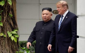 Νέα συνάντηση Τραμπ και Κιμ στο άμεσο μέλλον