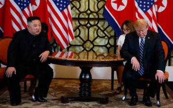 Πυκνώνουν τα σύννεφα στις σχέσεις ΗΠΑ- Βόρειας Κορέας