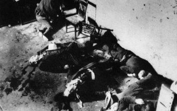 Η σφαγή της ημέρας του Αγίου Βαλεντίνου