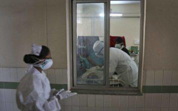 Διασωληνωμένη νοσηλεύεται 2χρονη στη ΜΕΘ Παίδων του Ρίου λόγω γρίπης
