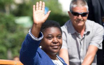 Διαζύγιο- απάντηση για το «ουραγκοτάγκος» από την πρώτη μαύρη υπουργό της Ιταλίας
