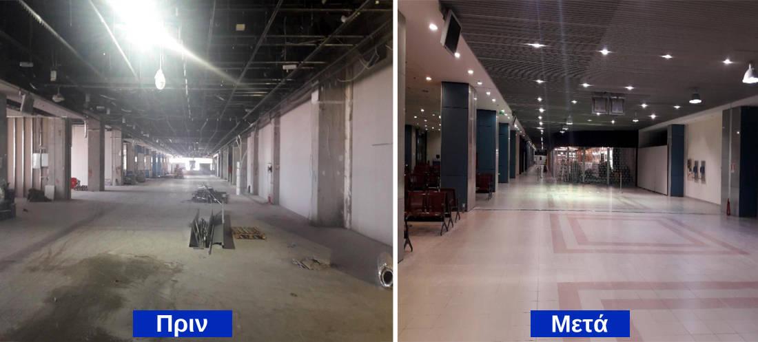 H εξέλιξη και τα έργα στα 14 περιφερειακά αεροδρόμια (Το χρονοδιάγραμμα και πλούσιο φωτογραφικό υλικό από το πριν και το μετά), φωτογραφία-34