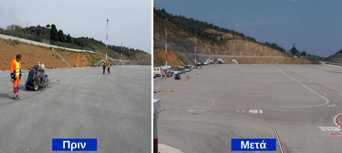 H εξέλιξη και τα έργα στα 14 περιφερειακά αεροδρόμια (Το χρονοδιάγραμμα και πλούσιο φωτογραφικό υλικό από το πριν και το μετά), φωτογραφία-27