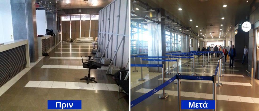 H εξέλιξη και τα έργα στα 14 περιφερειακά αεροδρόμια (Το χρονοδιάγραμμα και πλούσιο φωτογραφικό υλικό από το πριν και το μετά), φωτογραφία-41