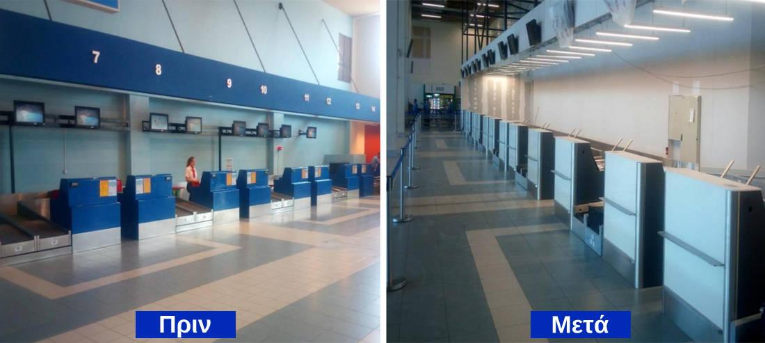 H εξέλιξη και τα έργα στα 14 περιφερειακά αεροδρόμια (Το χρονοδιάγραμμα και πλούσιο φωτογραφικό υλικό από το πριν και το μετά), φωτογραφία-4