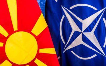 «Την Τετάρτη η ένταξη της μελλοντικής Βόρειας Μακεδονίας στο ΝΑΤΟ»