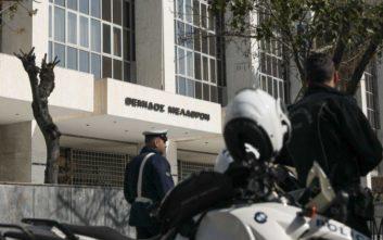 Εισβολή 30 ατόμων στο Εφετείο Αθηνών