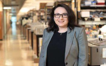 Ελληνίδα ερευνήτρια βραβεύεται για τις μελέτες της για τη σκλήρυνση κατά πλάκας