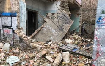 Δεκατρείς κατεδαφίσεις ετοιμόρροπων κτιρίων προγραμματίζει ο δήμος Αθηναίων