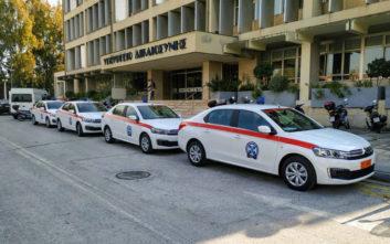 Παραδόθηκαν τέσσερα καινούρια οχήματα στις φυλακές