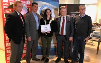 Μεγάλη συνεργασία του ΙΕΚ ΑΛΦΑ και με την Ελληνική Ομοσπονδία Πετοσφαίρισης