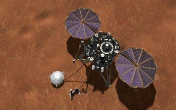Καθημερινό δελτίο καιρού από τον... Άρη