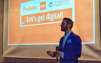 Το Public φέρνει 1ο στην Ελλάδα τη μεγαλύτερη πλατφόρμα e-Learning για τους ανθρώπους του