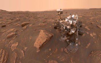 Σε λειτουργία και πάλι το ρόβερ Curiosity στον πλανήτη Άρη