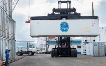 Η Chiquita εγκαινιάζει νέα ολοκληρωμένη υπηρεσία logistics