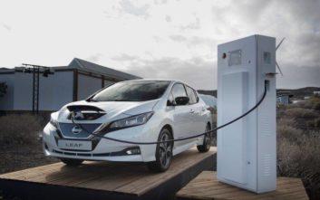 Η Nissan επενδύει στην PowerShare