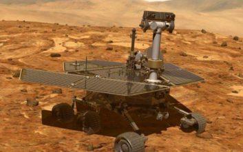 Τέλος εποχής για το σιωπηλό ρόβερ Opportunity στον Άρη